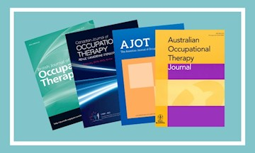 Access the Australian Occupational Therapy Journal