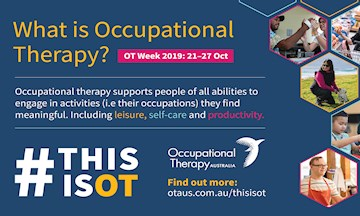 #ThisIsOT: OT Week 2019: 21-27 Oct