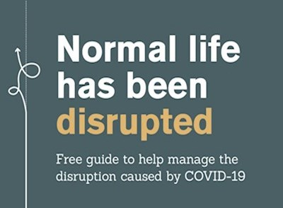 Normal Life has Been Disrupted