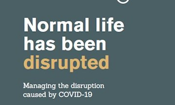Normal Life has been Disrupted: A free guide for managing the disruption caused by COVID-19