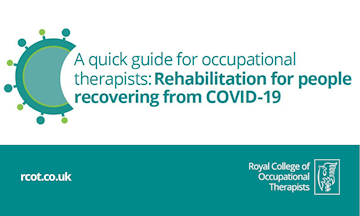 RCOT Release Guide for OTs: People Recovering from COVID-19