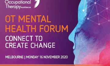 Update from the Mental Health Forum Committee