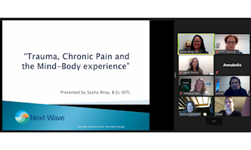 Supporting Peer Connections: Pain Management Special Interest Group July Meeting