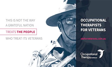 OTA launches 'OTs for Veterans' advocacy website