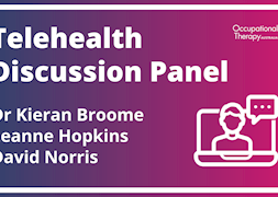 Telehealth Discussion Panel